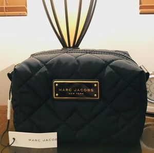 Saks Off 5th - Marc Jacobs Quilted Cosmetic Pouch